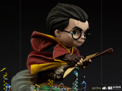 (Iron Studios) (Pre-Order) Harry Potter at the Quiddich Match - Harry Potter - MiniCo Illusion - Deposit Only