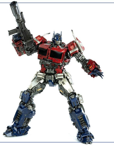 (3A/ZERO) DLX Scale Collectible Series Optimus Prime