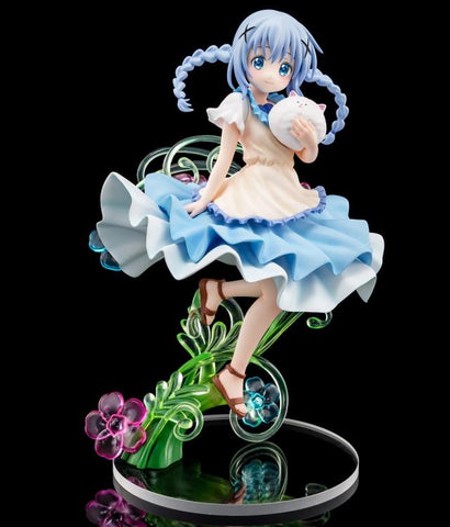 (HAKOIRE MUSUME) (Pre-Order-Is the order a rabbit?? Chino Summer Dress Ver.-Deposit-Only