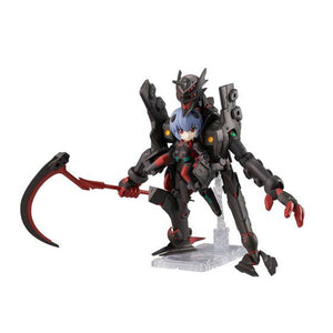 (MegaHouse) (Pre-Order) DESKTOP ARMY  EVANGELION MOVIE Ver. AYANAMI REI & First Adams Vessel - Deposit Only