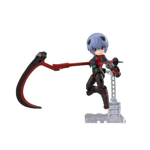Image of (MegaHouse) (Pre-Order) DESKTOP ARMY  EVANGELION MOVIE Ver. AYANAMI REI & First Adams Vessel - Deposit Only