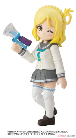 Image of (BANDAI) (PRE-ORDER) AQOURS SHOOTERS! 03 (BOX FORM) - DEPOSIT ONLY