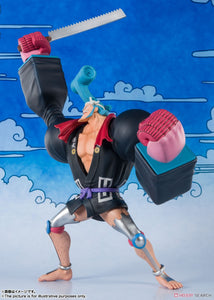 (S.H.Figuarts) (Pre-Order) Figuarts ZERO FRANKY(FRANOSUKE) + TRADING - Deposit Only