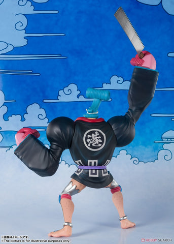 Image of (S.H.Figuarts) (Pre-Order) Figuarts ZERO FRANKY(FRANOSUKE) + TRADING - Deposit Only