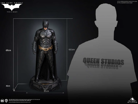 (Queen Studios) (Pre-Order) Batman (The Dark Knight) 1/3 Scale Statue - Deposit Only