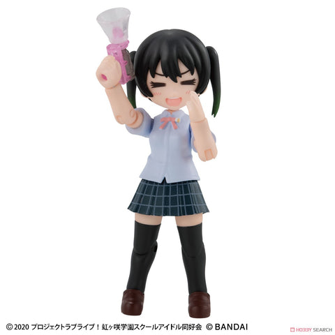 Image of (Bandai) (Pre-Order) AQUA SHOOTERS! feat. NIJIGASAKI HIGH SCHOOL IDOL CLUB YU TAKASAKI(BOX FORM) - Deposit Only