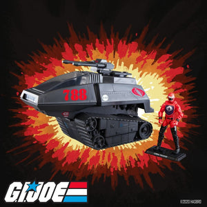 (Hasbro) (Pre-Order) GIJ RETRO VEHICLE COBRA H.I.S.S. - Deposit Only