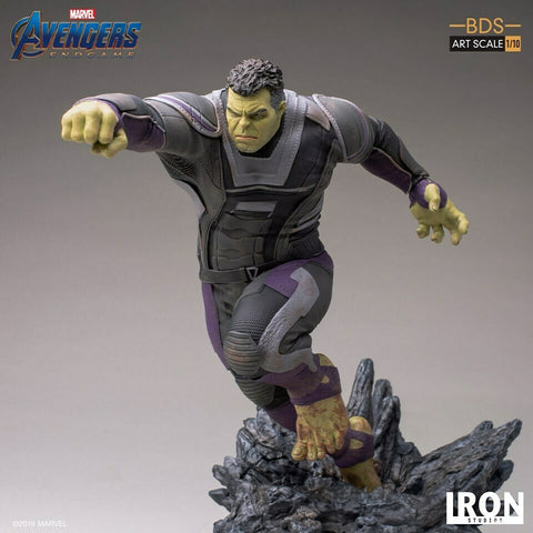 Image of (Iron Studios) Hulk BDS Art Scale 1/10 - Avengers: Endgame (REGULAR)