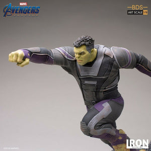 (Iron Studios) Hulk BDS Art Scale 1/10 - Avengers: Endgame (REGULAR)
