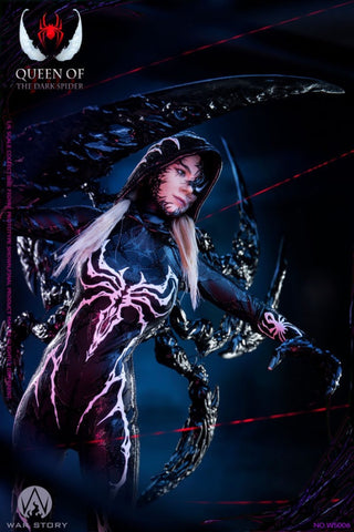 (War Story) 1/6 Scale Queen of the Dark Spider : Deluxe