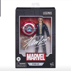 (Hasbro) Marvel Legends 80th Anniversary Exclusive Action Figure - Stan Lee