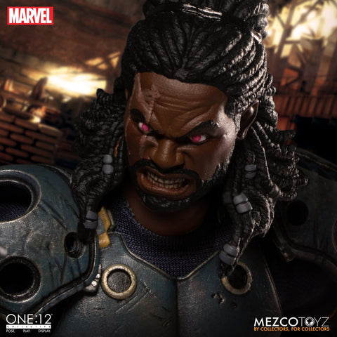 (Mezco Toyz) (Pre-Order) One 12 Collective Bishop The Last X-Man - Deposit Only