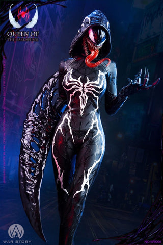 Image of (War Story) 1/6 Scale Queen of the Dark Spider : Deluxe