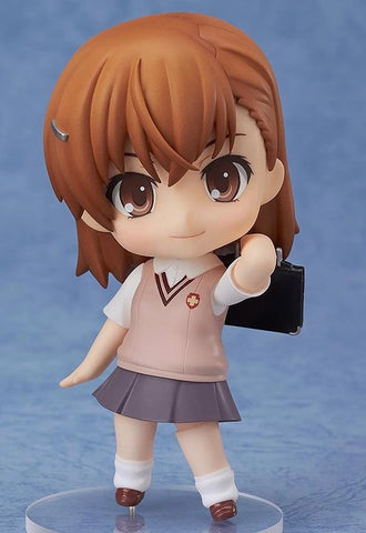 Image of (Nendoroid) (Pre-Order) Mikoto Misaka (Re-run) - Deposit Only