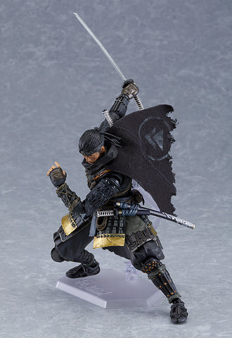 Image of (Good Smile Company) (Pre-Order) figma Jin Sakai - Deposit Only