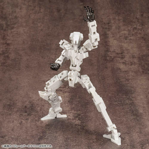 Image of (Kotobukiya) MSG MECHA SUPPLY ASSORTMENT 03 JOINT SET GUNMETAL VER. PLASTIC MODEL KIT