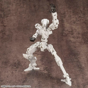 (Kotobukiya) MSG MECHA SUPPLY ASSORTMENT 03 JOINT SET GUNMETAL VER. PLASTIC MODEL KIT