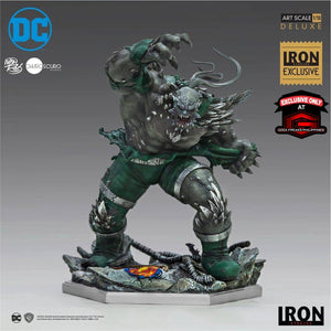 (Iron Studios) Doomsday Deluxe Art Scale 1/10 – DC Comics Series 5 CCXP Convention Exclusive (Only Available in Geek Freaks Philippines)