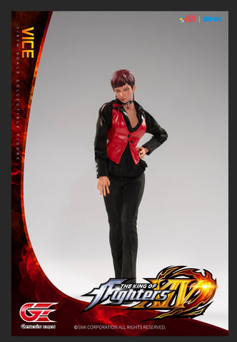 (Genesis Emen) (Pre-Order) KOF-V01 The King of Fighters Vice - Deposit Only
