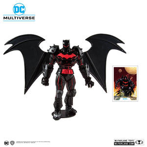 (Mc Farlane) DC Armored Wave 1 Batman Hellbat Suit 7-Inch Action Figure