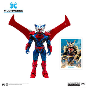 (Mc Farlane) (Pre-Order) DC Armored Wave 1 Superman Unchained Armor 7-Inch Action Figure - Deposit