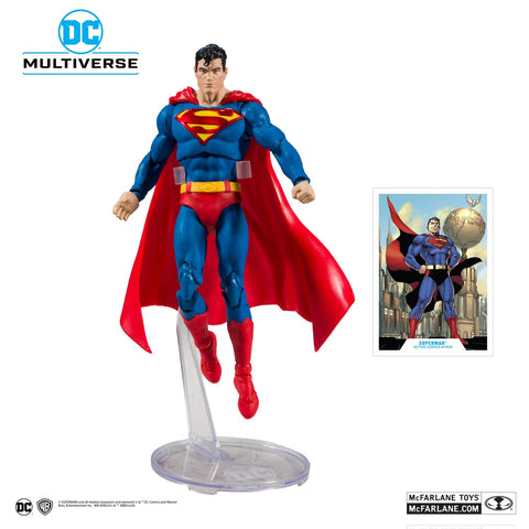 Image of (Mc Farlane) DC Multiverse Wave 1 Modern Superman 7-Inch Action Figure