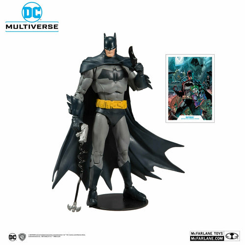 (Mc Farlane) (Pre-Order) DC Batman Superman Wave 1 Modern Batman 7-Inch Action Figure - Deposit