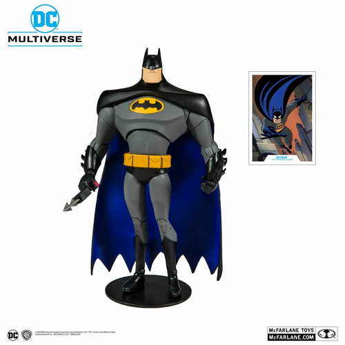 (Mc Farlane) (Pre-Order) DC Animated Wave 1 Batman: The Animated Series 7-Inch Action Figure - Deposit