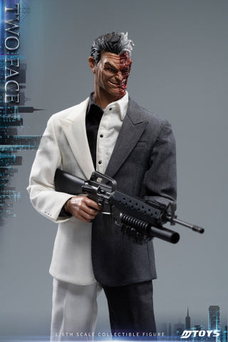 (MTOYS) (Pre-Order) MS013 1/6 Two Face DC - Deposit Only