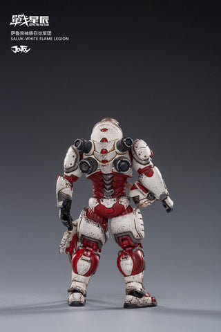 Image of (JOYTOY) JT0739 1/18 Saluk-White flame Legion