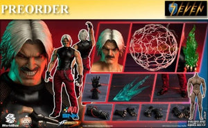 (World Box) (Pre-Order) KF101 1/6 The King Of Fighters RUGAL Collectible Figure - Deposit Only