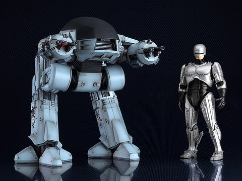 Image of (Good Smile Company) (Pre-Order) HAGANE WORKS ROBOCOP - Deposit Only