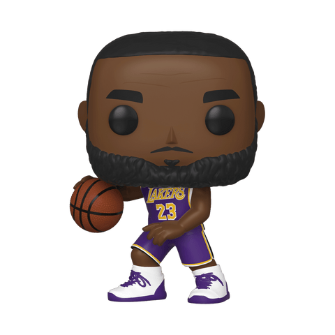 (Funko Pop) POP NBA: LAKERS - LEBRON JAMES
