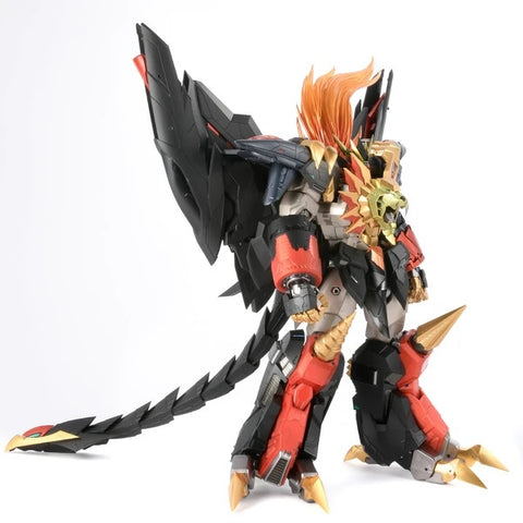 Image of (Sentinel) (Pre-Order) AMAKUNI KIZIN GENESIC GAOGAIGAR + TRADING - Deposit Only