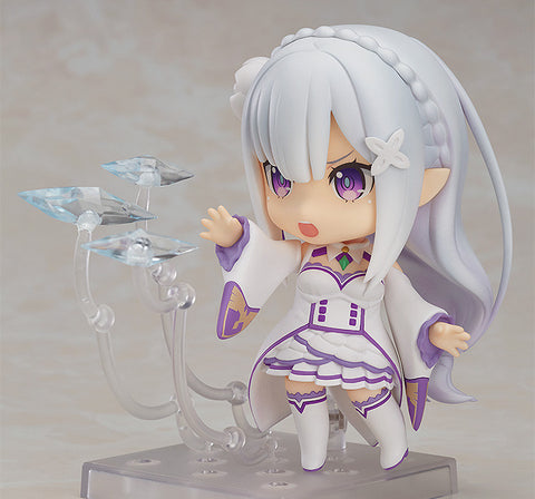 (Nendoroid) (Pre-Order) Emilia(re-run) - Deposit Only