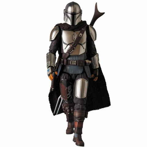(Medicom) (Pre-Order) MAFEX Star Wars - The Mandalorian & the Child - Deposit Only