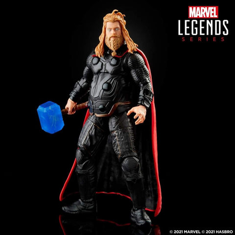 (Hasbro) (Pre-Order) Marvel Legends Exclusive Avengers Infinity War Thor Endgame Armor Action Figure  - Deposit Only