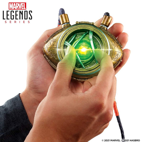 (Hasbro) (Pre-Order) Marvel Legends Gear Doctor Strange Eye of Agamotto Roleplay  - Deposit Only