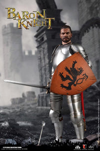 (COOMODEL) (Pre-Order) SE066 1/6 SERIES OF EMPIRES (DIE-CAST ALLOY) - BARON KNIGHT - Deposit Only