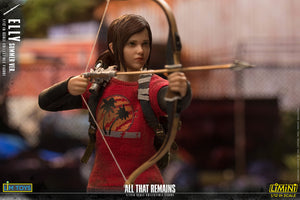 (LIMTOYS) LMN005-ALL THAT REMAINS-Elly - Last of Us (Pre-Order) - Deposit Only