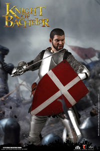 (COOMODEL) (Pre-Order) SE067 1/6 SERIES OF EMPIRES (DIE-CAST ALLOY) - KNIGHT OF BACHELOR - Deposit Only