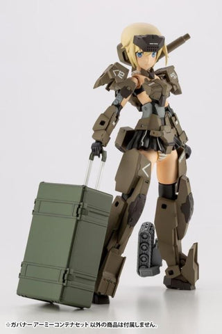Image of (Kotobukiya) (Pre-Order) HEXA GEAR ARMY CONTAINER SET - Deposit Only
