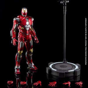 (King Arts) Iron Man Mark 19 - 1/9 Scale Diecast Figure DFS049