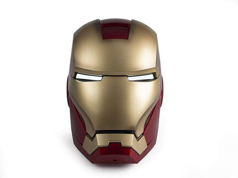 (Killer Body) KBMST6003 – Life Size Iron Man MK7 Wearable Helmet – Voice Control & Touch Control (Two Modes)