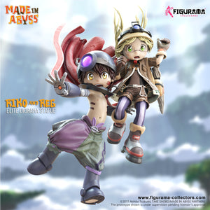 (Figurama) (Pre Order) 1/6 Made in Abyss Elite Diorama Statue ES 500 - Deposit Only