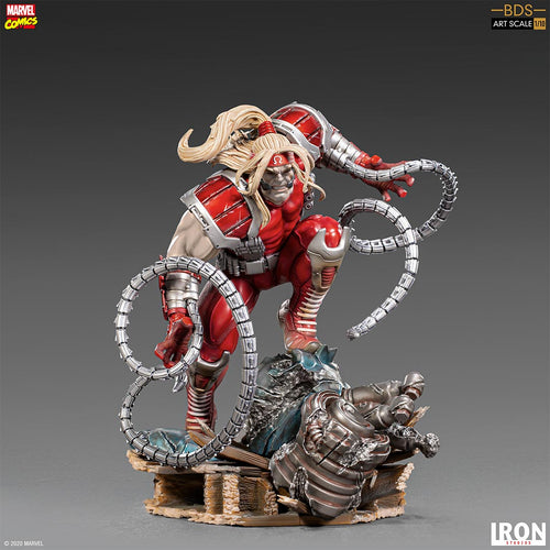 (Iron Studios) (Pre-Order) Omega Red BDS Art Scale 1/10 - Marvel Comics - Deposit Only