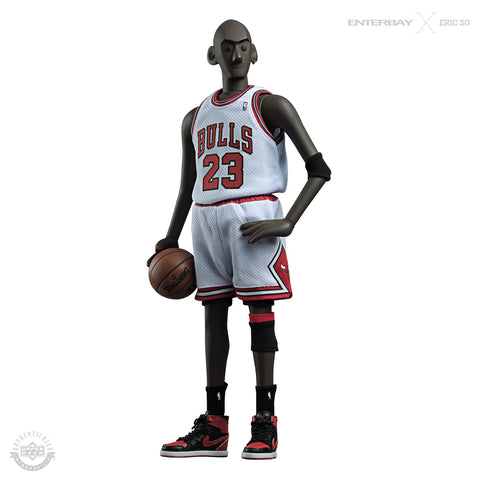 Enterbay X Eric So Michael Jordan (Home) (Limited 1000 Pcs Only) 1/6 Scale Action Figure