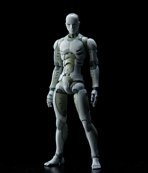 (1000Toys) (Pre-Order) 1/12 TOA Heavy Industries Synthetic Human (5th production Run Ver.) - Deposit Only