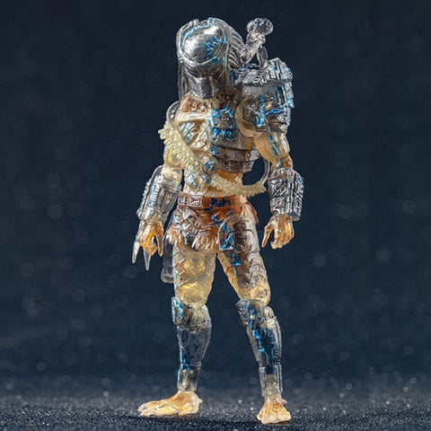 Image of (Hiya Toys) (Pre-Order) Water Emergence Jungle Hunter 1:18 Scale 4 Inch Acton Figure - Deposit Only
