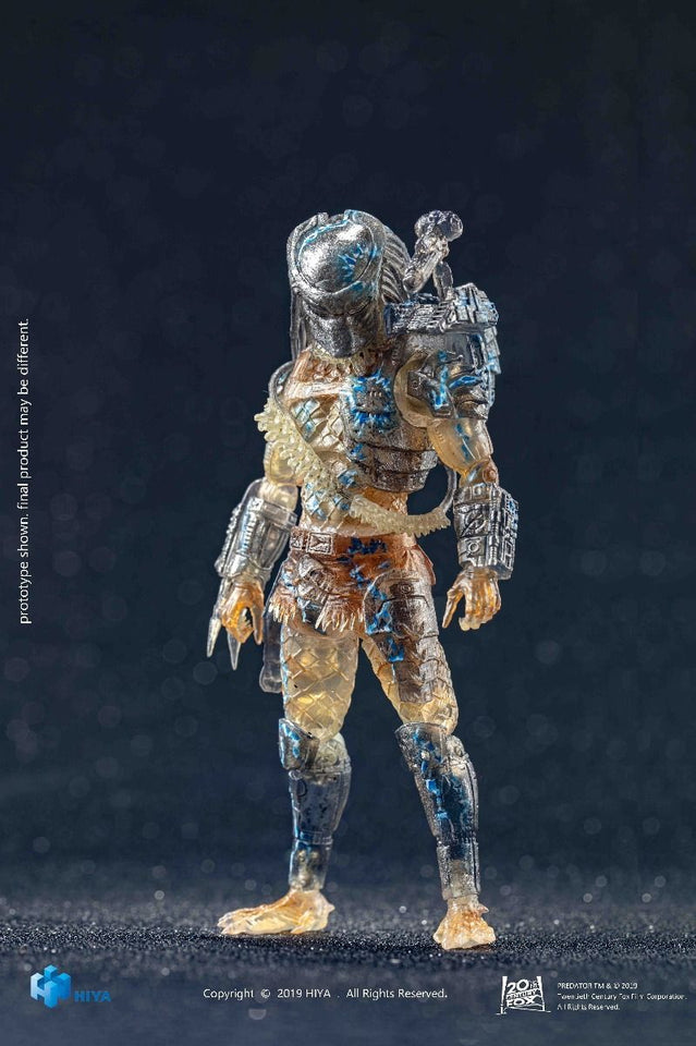 (Hiya Toys) (Pre-Order) Water Emergence Jungle Hunter 1:18 Scale 4 Inch Acton Figure - Deposit Only